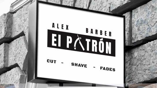 """Alex barber """" EL PATRON """""""
