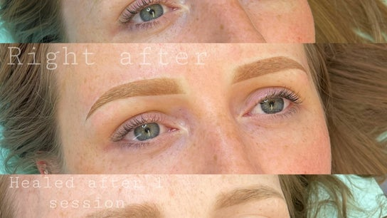 Nails Lashes and Brows by Adele