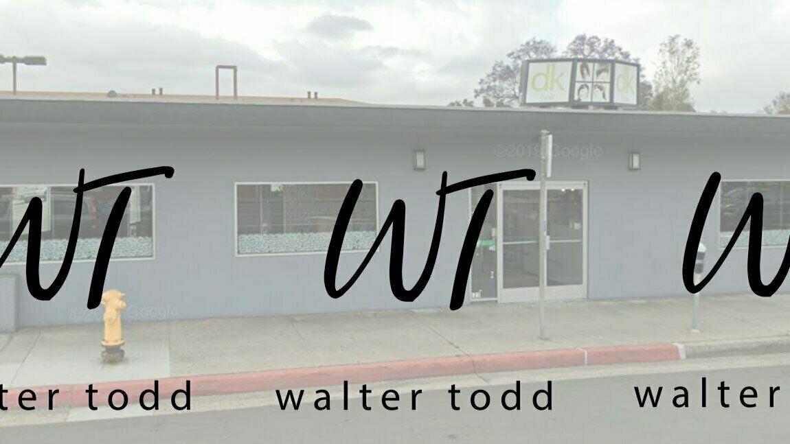 Walter Todd at DKhair