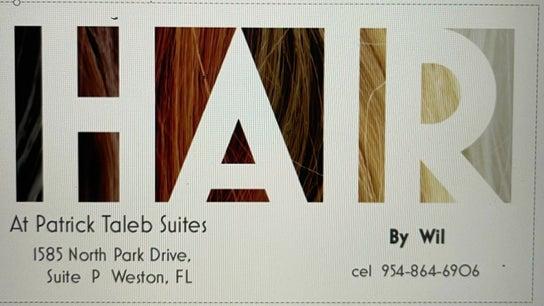 Hair By  Wil  at Patrick Taleb Suites