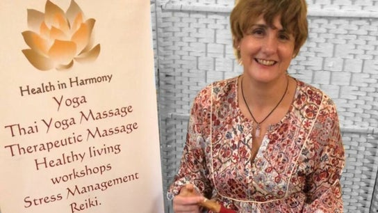Health in Harmony Holistic Services with Lesley.