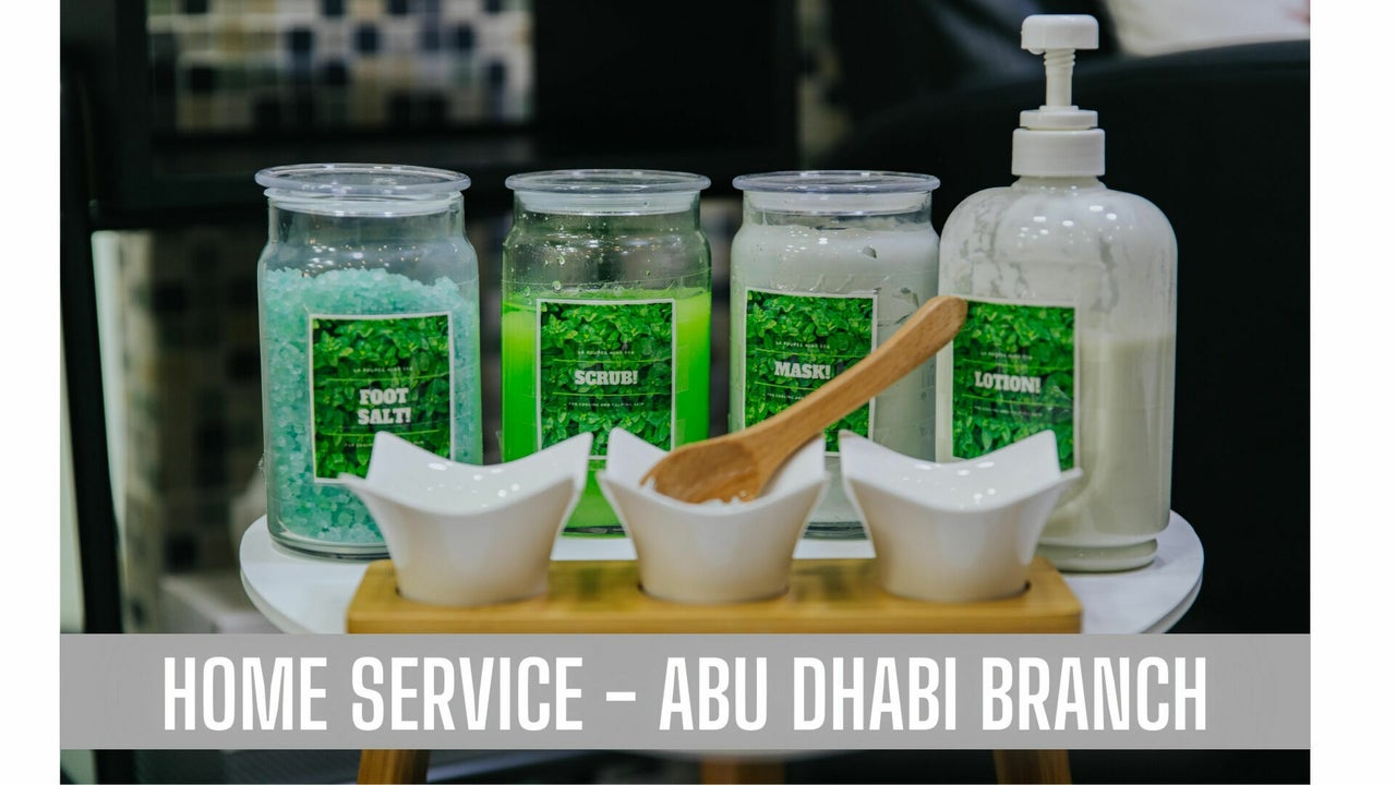 La Poupee Home Service - Abu Dhabi - 1