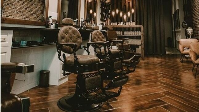 The Code Gents Salon
