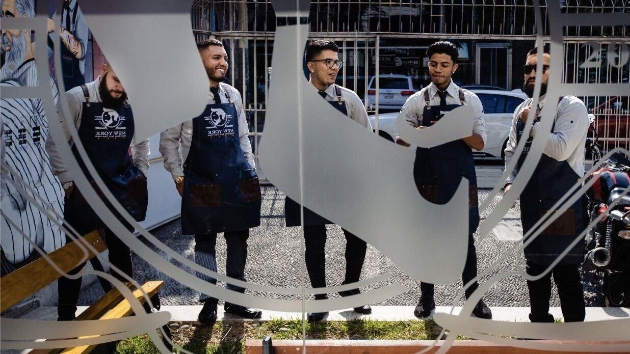 NewYork Barbería Clásica - Miraflores