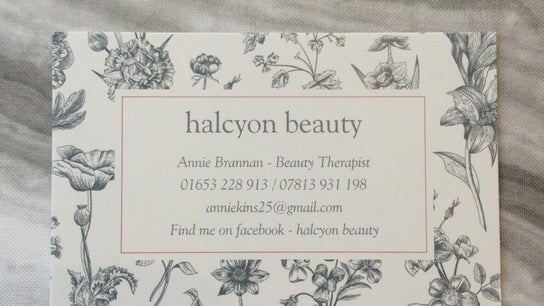 Halcyon beauty