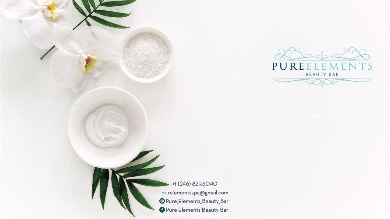 Pure Elements Beauty Bar