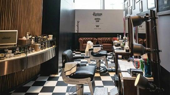 W Hong Kong (TST) | Handsome Factory Barber Shop 1