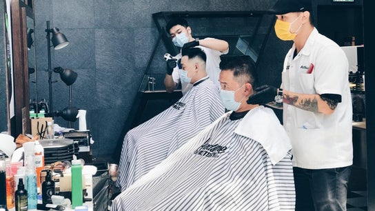 W Hong Kong (TST) | Handsome Factory Barber Shop 2