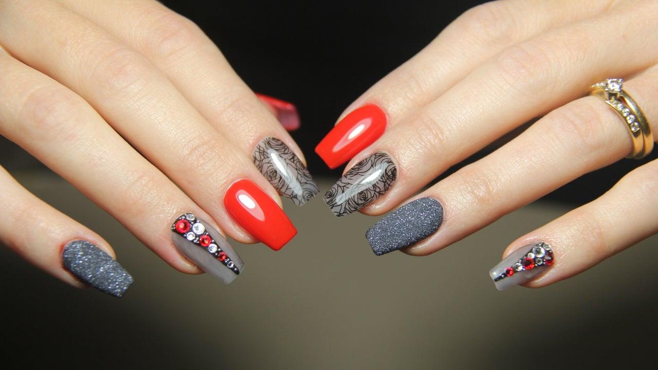 Gel Nails  - 1