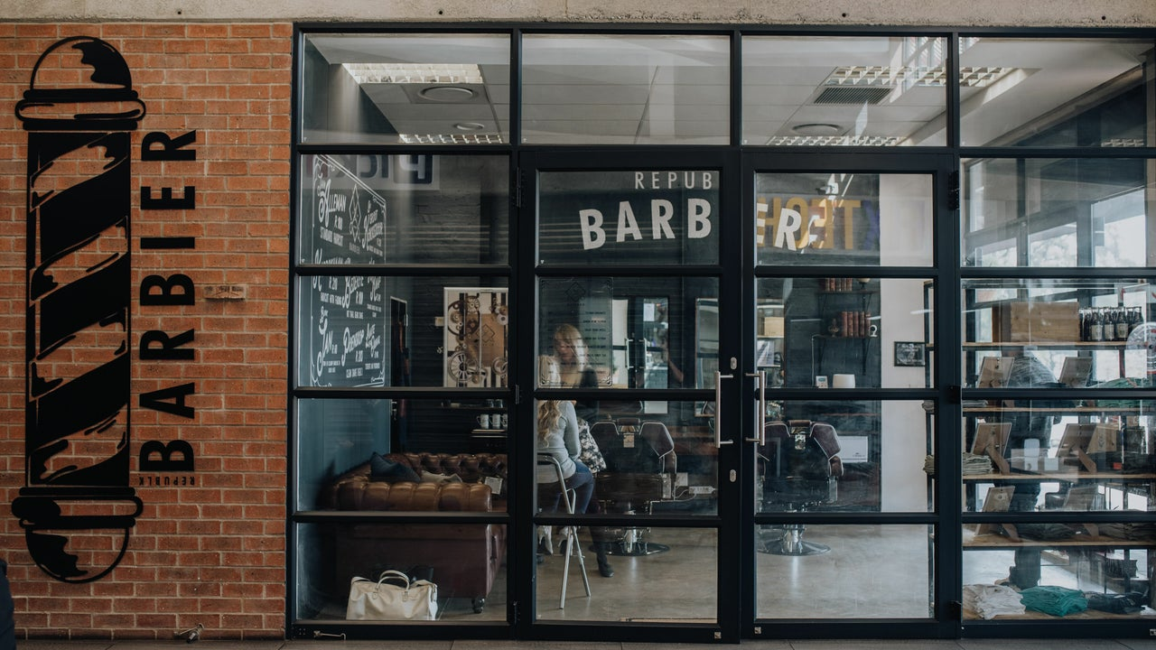Republk Barbier - Richmond, Jhb