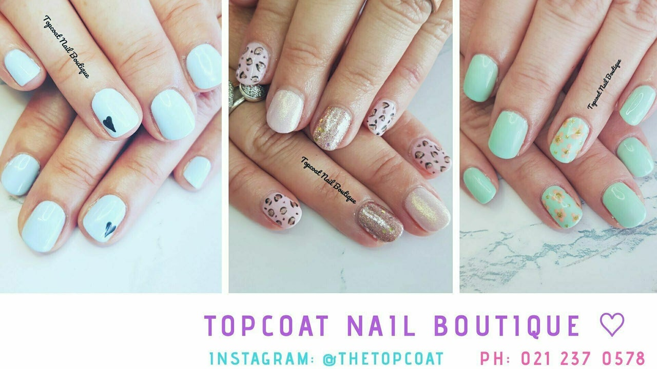 Topcoat Nail & Brow Boutique