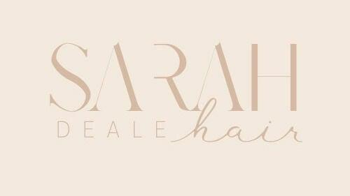 Sarah Deale Hair
