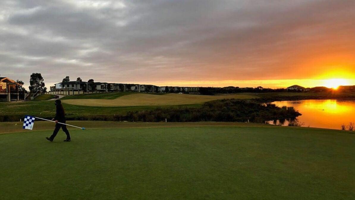Sanctuary Lakes Golf Club - 1