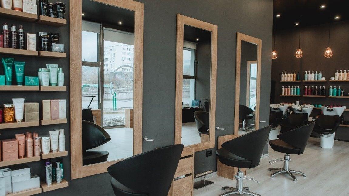 Salon Inspire - Business Park
