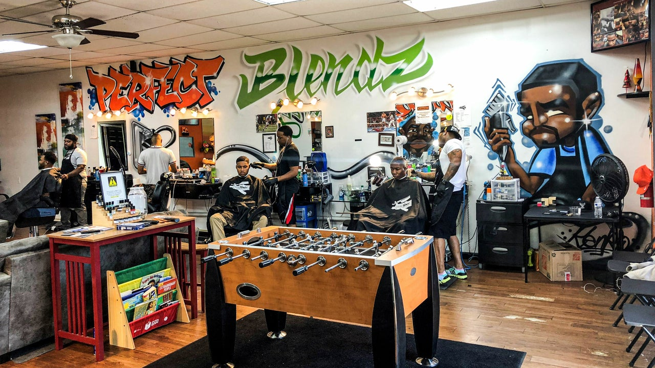 Perfect Blendz Barber Lounge  - 1
