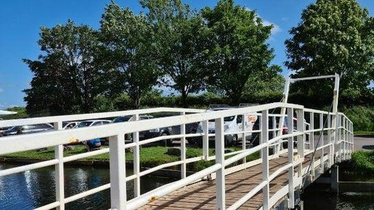 WhatSUP @Tiverton Bridge car park - Grand Western Canal 1