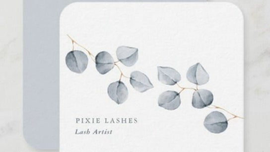 Pixie Lashes with Rebeca