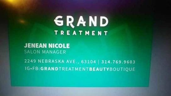Grand Treatment Beauty Boutique
