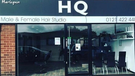 HQ Male Hair Studio