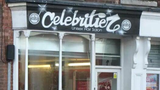 Celebritiez Barber Salon