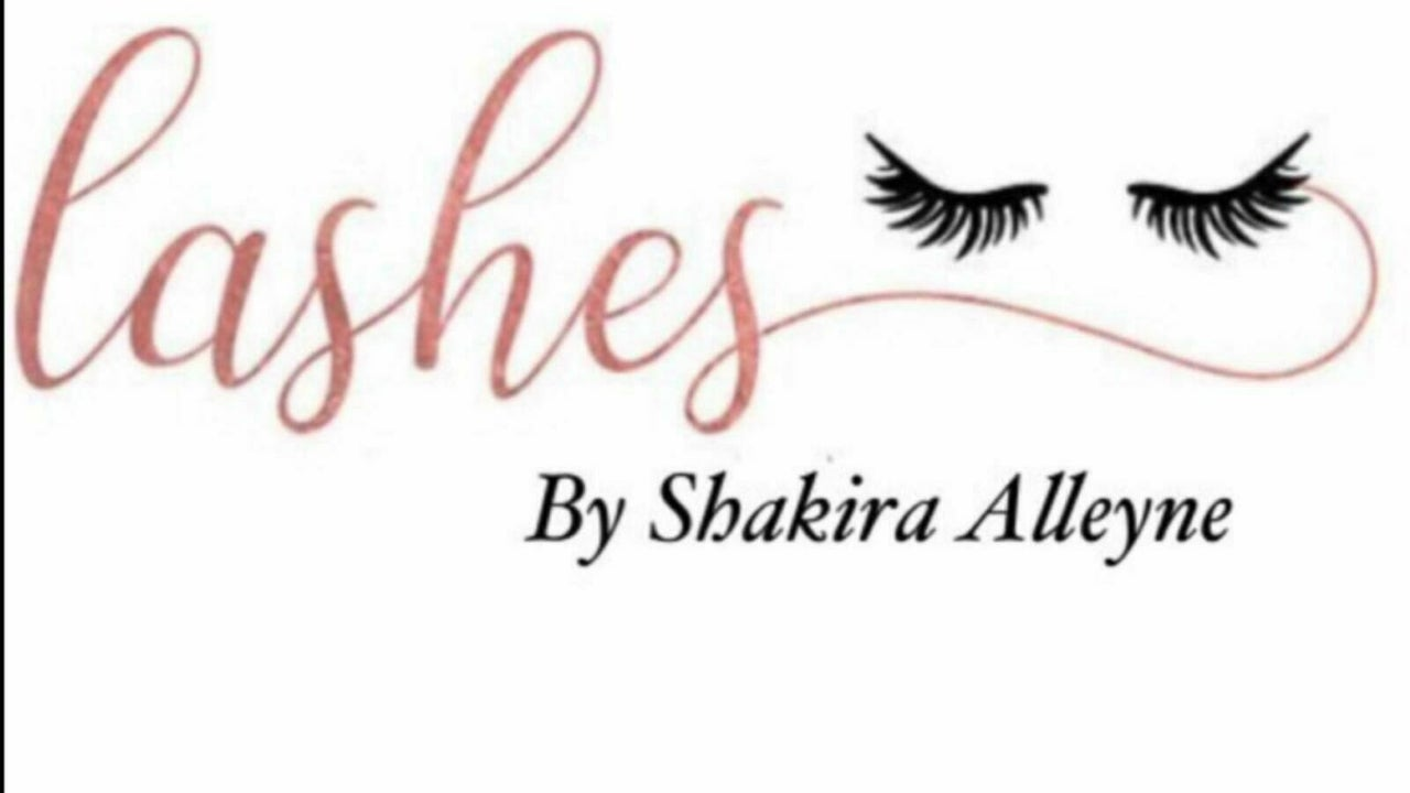 Lashes by Shakira Alleyne