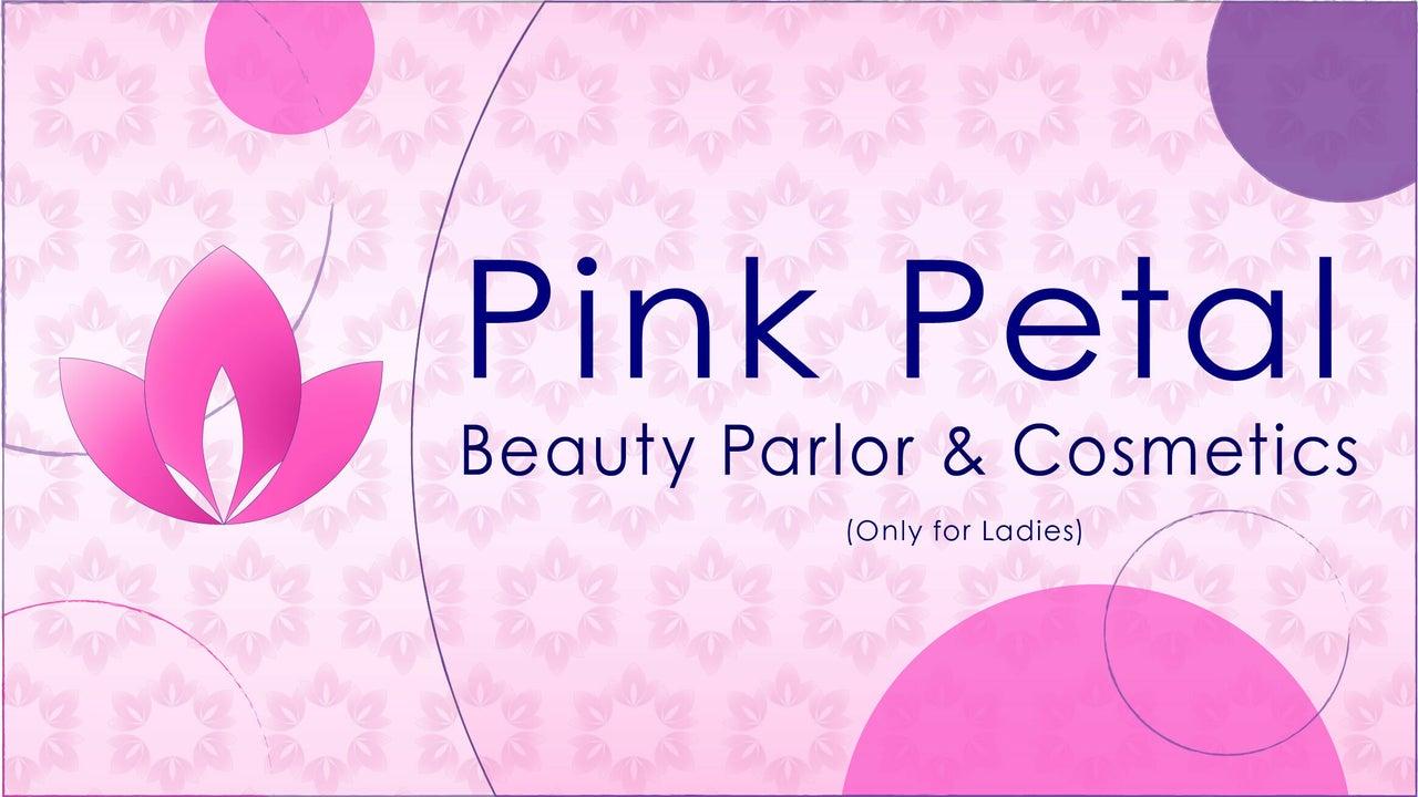 Pink Petal Beauty Parlor & Cosmetics