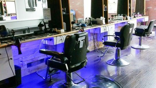 Alens Golden Scissors barbers LTD