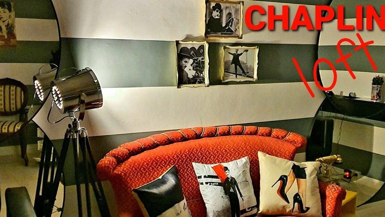 Chaplin.Be WELL