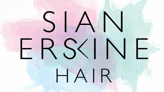 Sian Erskine Hair