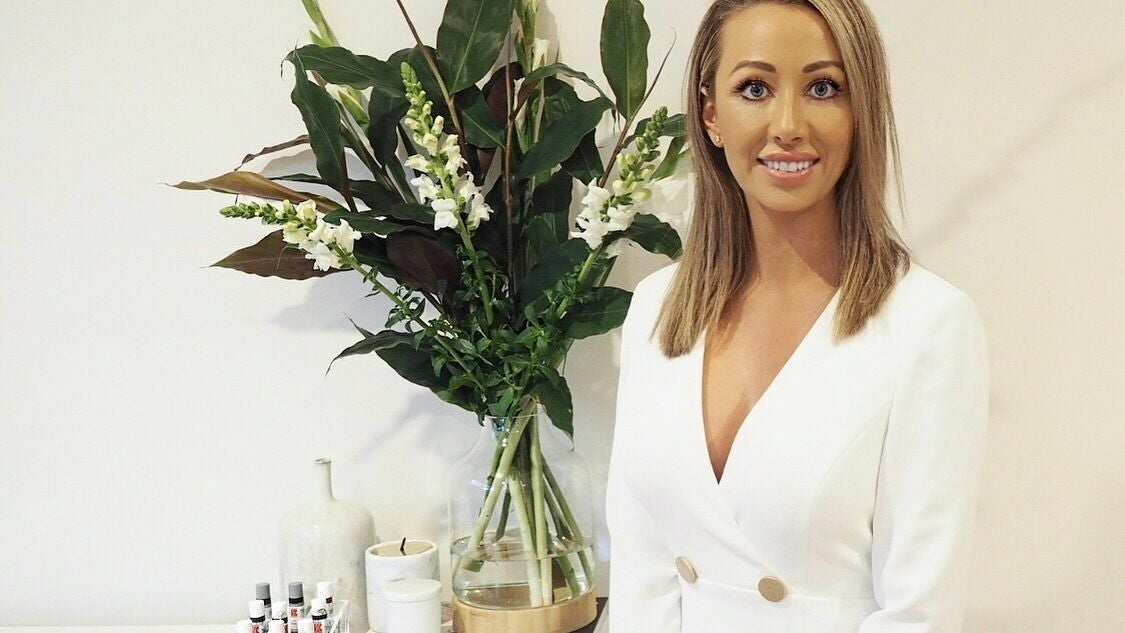 Jessica Louise Brow & Body at Absolute Bliss