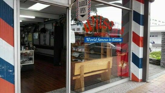 Wilson's Barber Shop