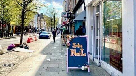 Nail & Eyelash Bar Soho - 1