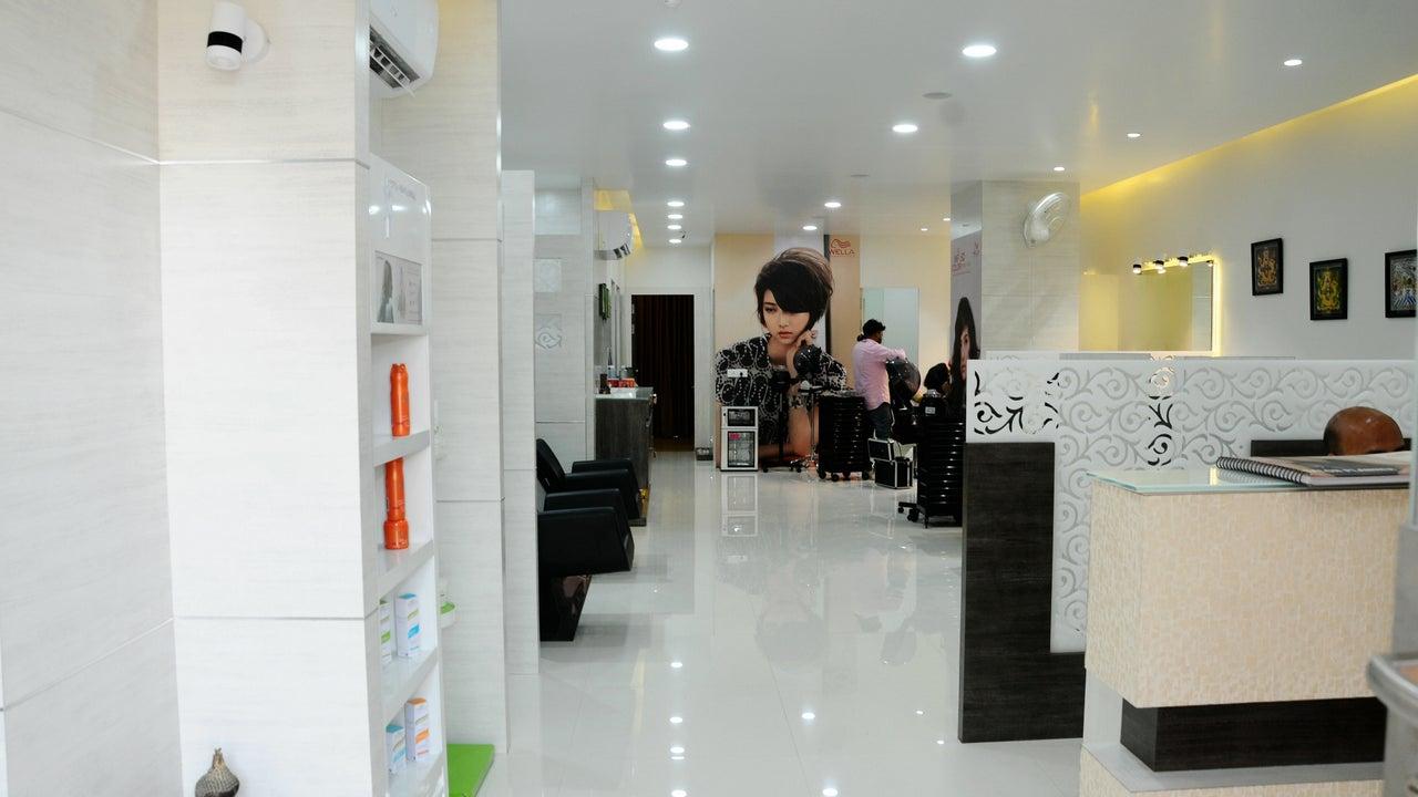 The New Salon Mystiique Hair Skin Spa