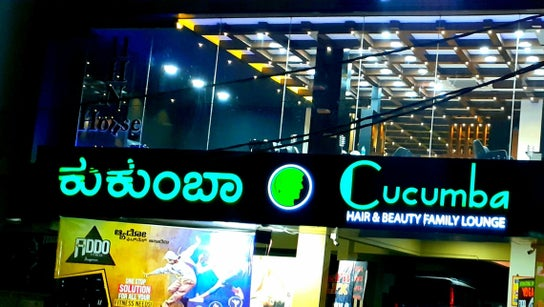 Cucumba Family Lounge Bangalore