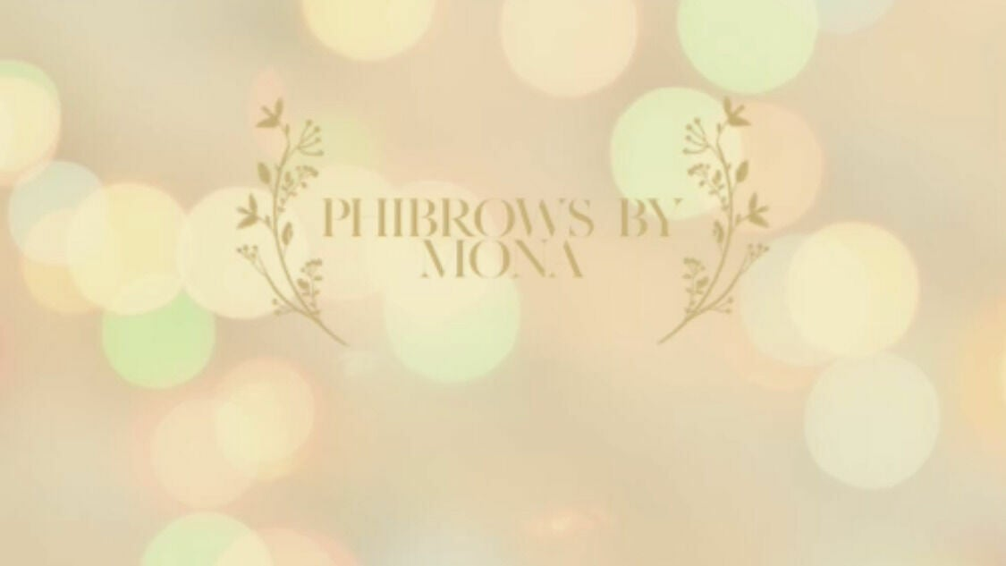 Phibrows By Mona
