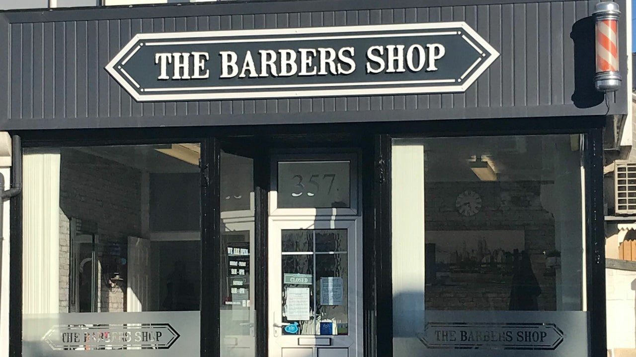 The Barbers Shop - 1