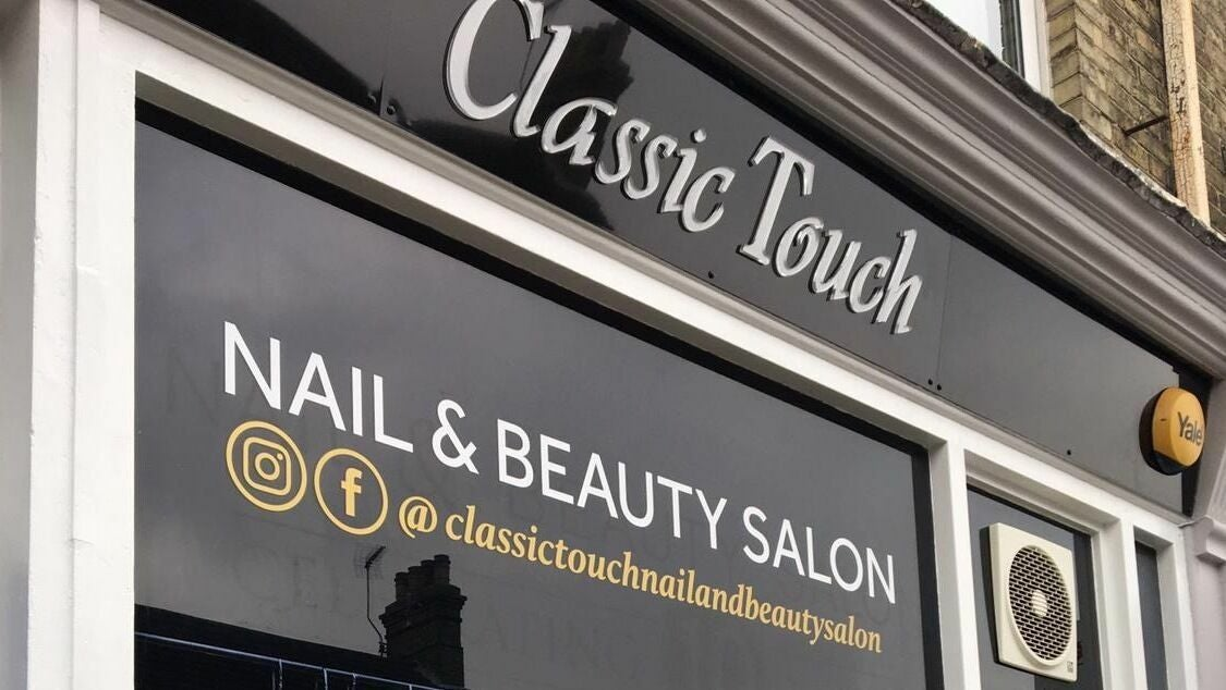 Leah Jade Nails and Beauty at Classic Touch