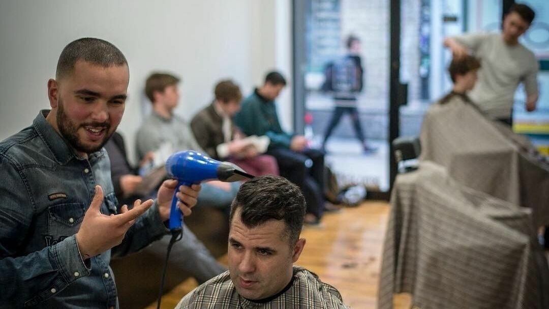 station barbers peckham - 1
