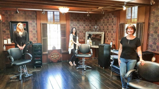 Steampunk'd Salon and Gallery