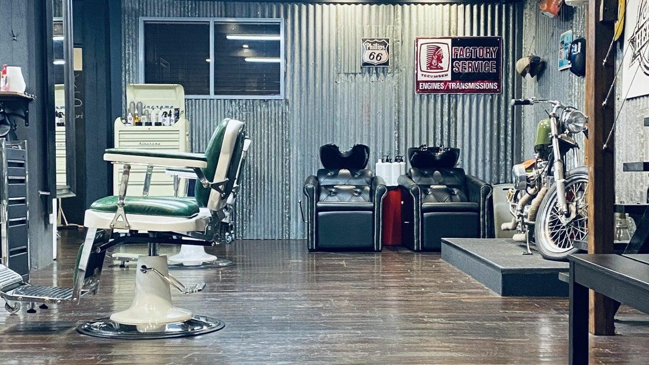 SHED Barbershop - 1