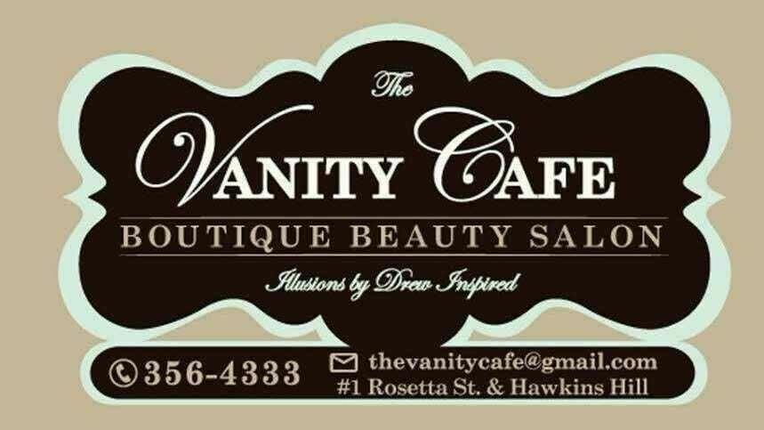 The Vanity Cafe Boutique Beauty Salon