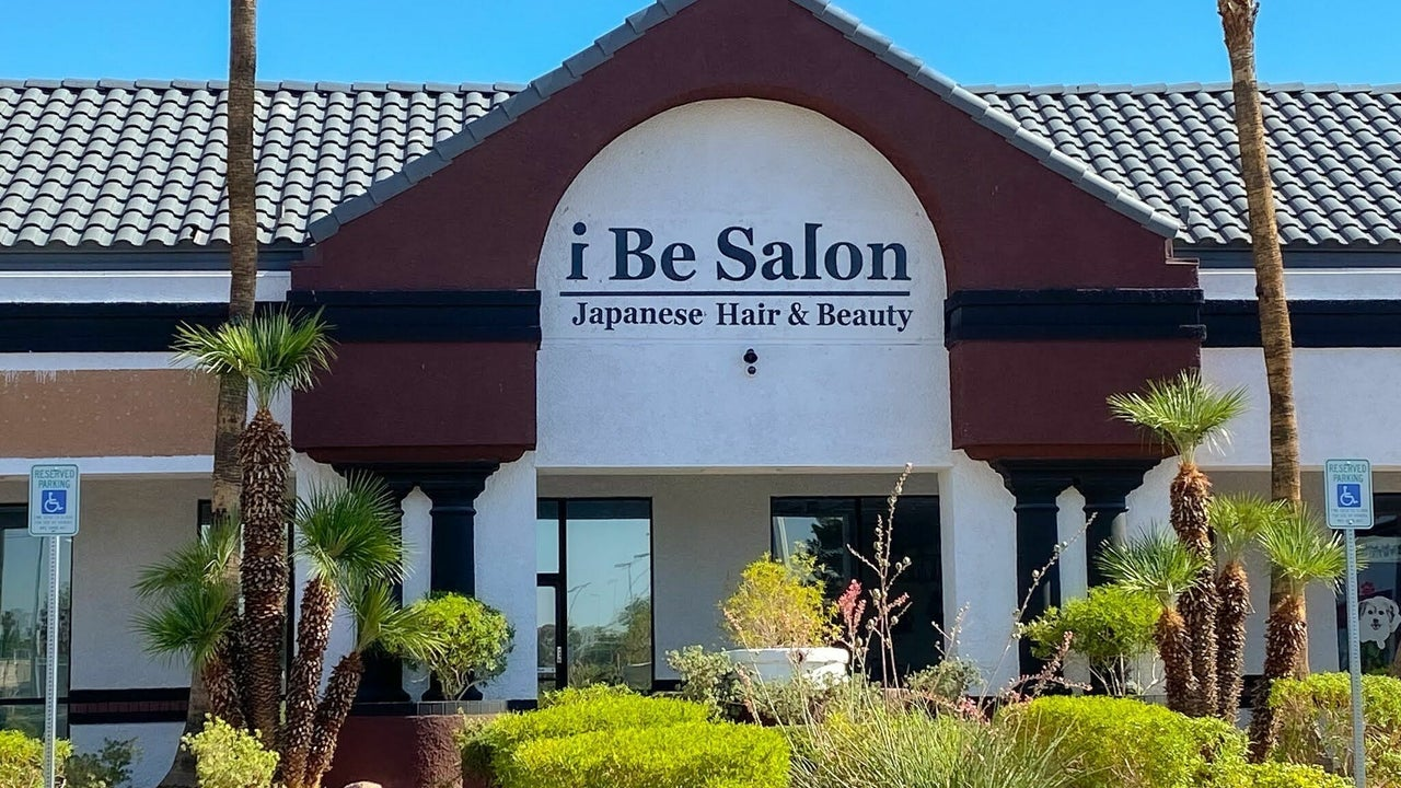 i Be Salon Japanese Hair & Beauty