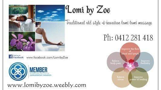 Lomi by Zoe