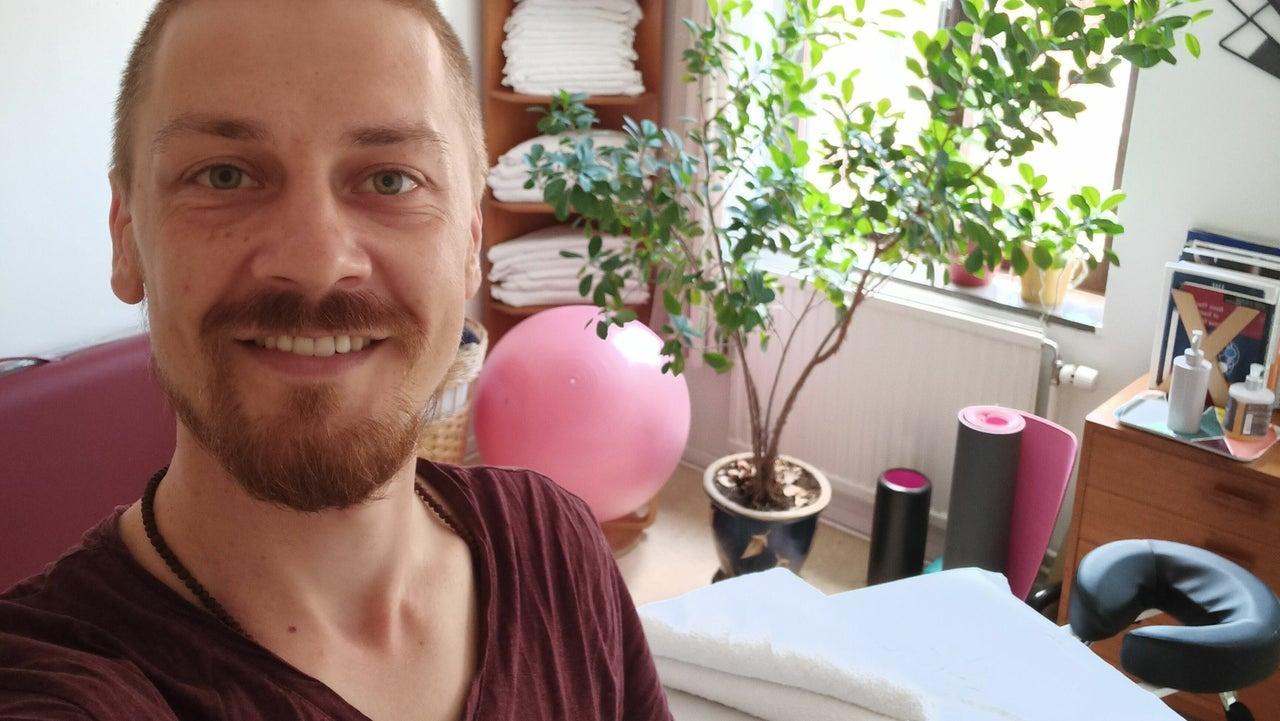 Jakob Lundén, Massage & Hälsa