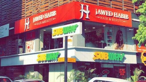 Jawed Habib Hair & Beauty CG Road