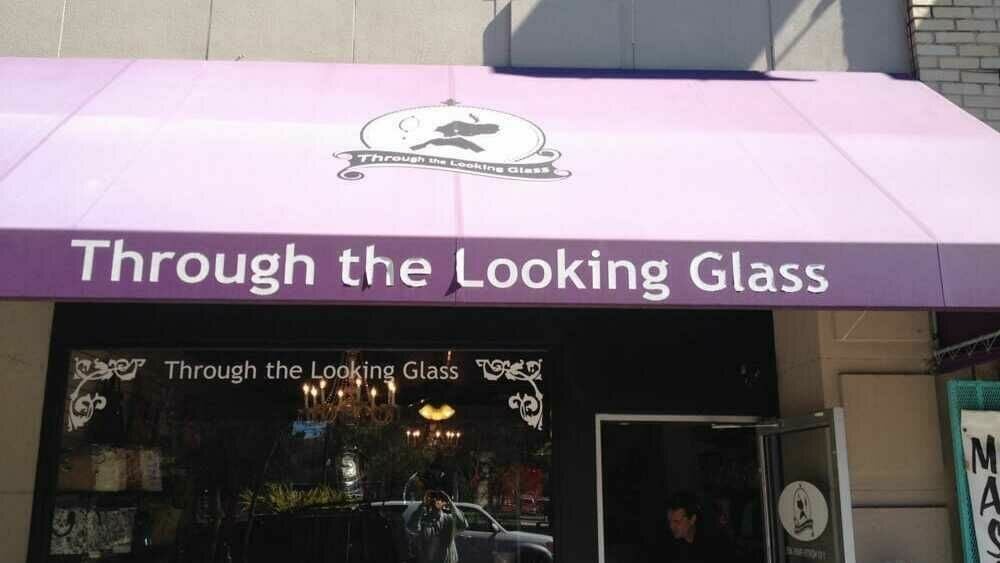 Through The Looking Glass -Winter Park