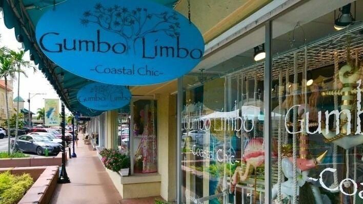 Gumbo Limbo -Downtown Stuart
