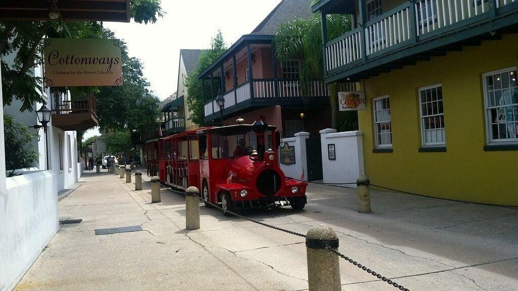 Cottonways - Saint Augustine
