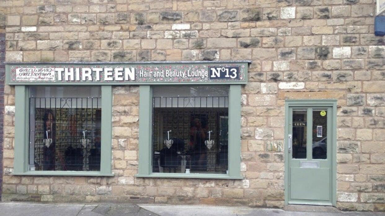 Thirteen Hair and Beauty Lounge