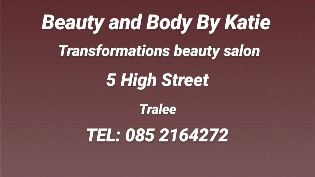 Beauty and Body By Katie (Transformations Beauty Salon)